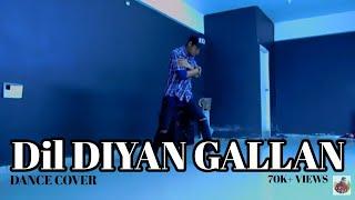 Dil Diyan Gallan Song | Tiger Zinda Hai | Dance Choreography By Satish Swagger|