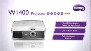 W1400 Video Projector