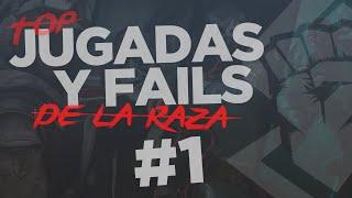 Top Jugadas y Fails de la Razita #1