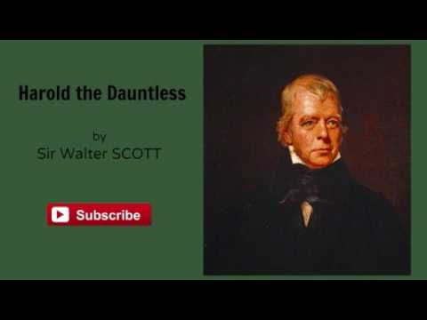 Harold the Dauntless by Sir Walter Scott - Audiobook