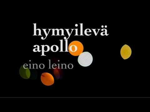 Hymyilevä Apollo