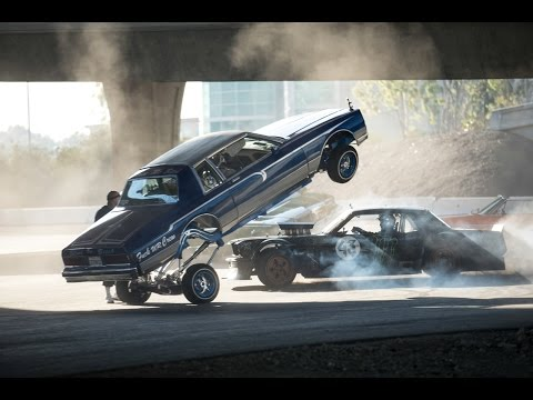 HOONIGAN KEN BLOCK'S GYMKHANA SEVEN: WILD IN THE STREETS OF LOS ANGELES
