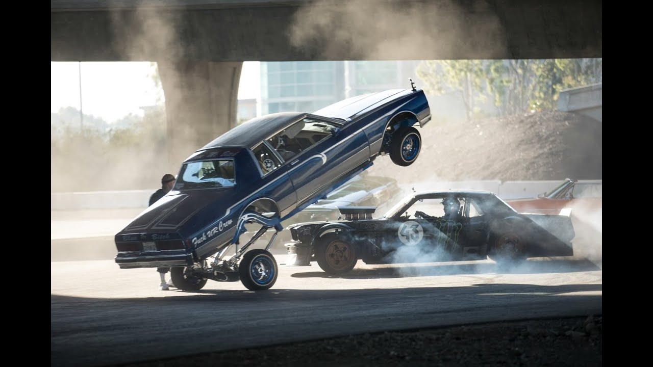 Hoonigan Ken Block S Gymkhana Seven Wild In The Streets Of Los