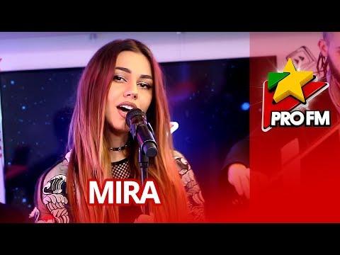 MIRA - Uit de tine | ProFM LIVE Session