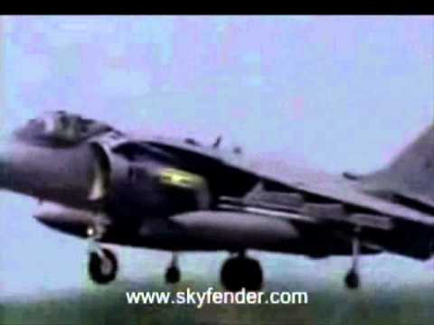 Harrier Tribute  ACDC Back in Black