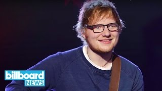 Ed Sheeran Shines From a 'Castle on the Hill' at the 2017 Billboard Music Awards | Billboard News