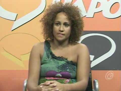 Graça Cunha fala sobre carreira musical