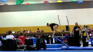 Owl City ~ When Can I See You Again?~ Autumn Level 6 Gymnastics