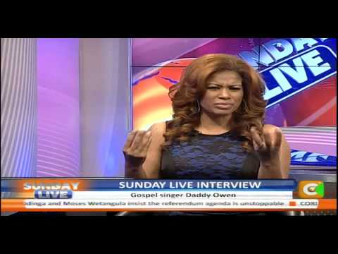 Sunday Live Interview with Daddy Owen