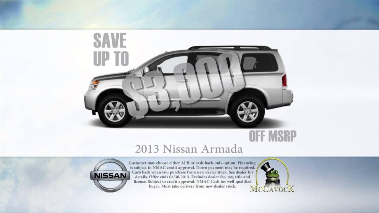 McGavock Nissan Amarillo Spring Fling