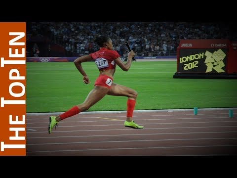 The Top Ten Fastest Women Of All Time (200 meters)