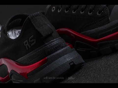 Raf Simons New Detroit Runner Review + On Foot