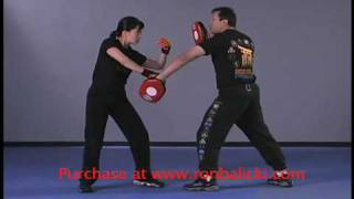 Ron Balicki and Diana Lee Inosanto Jeet Kune Do JKD Split Entries