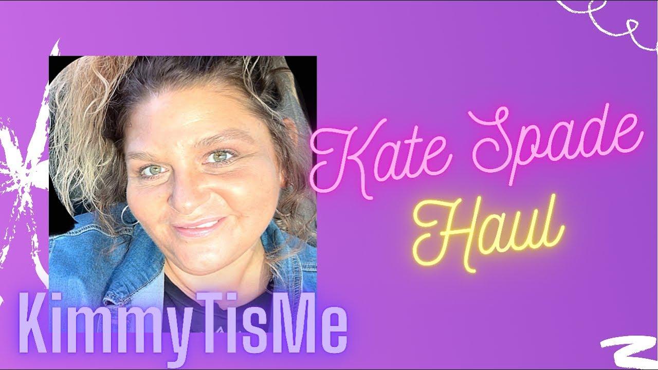♠️ Kate Spade ♠️ Haul