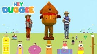 The Dancing Bug Dance - Dance with Duggee - Hey Duggee