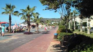 Alanya Kleopatra beach - Antalya - Turkey - Truthahn