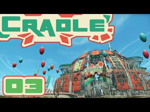 Ah Yes,  There's The Game - Let's Play Cradle - Part 3