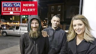 Homeless Man & Couple Charged w/Making Up Story - LIVE COVERAGE