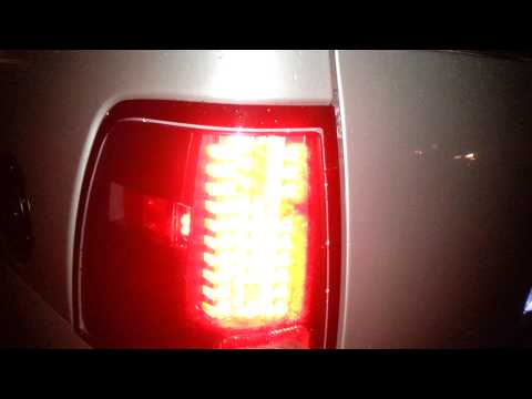 05 Expedition IPCW L.e.d. Tail Light Dying
