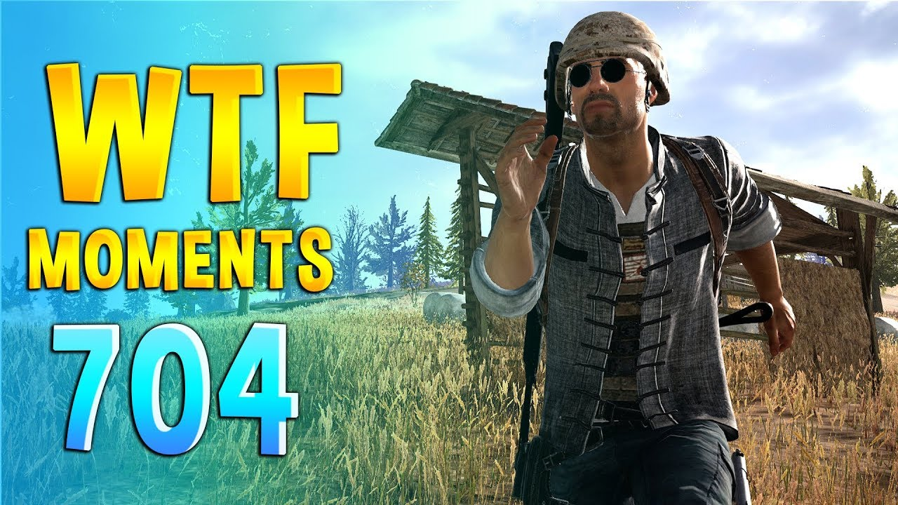 PUBG WTF Funny Daily Moments Highlights Ep  704