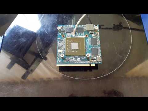 Ремонт ноутбука Aser Aspire 5920 после прогревастов! Видеокарта не заработала!
