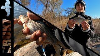 Классическая Рыбалка с Подписчиком Ловим Карася на Поплавок рыбалка карась поплавок