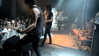 THE STRUTS - JUMPING JACK FLASH , LIVE GLOUCESTER'S UNDERGROUND FESTIVAL 2012