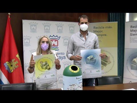 Cartaya Tv | El Ayuntamiento pone en marcha numerosas actuaciones para promover el reciclaje