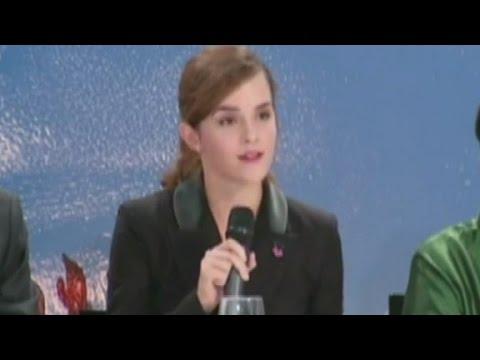 Emma Watson's passionate speech on female empowerment