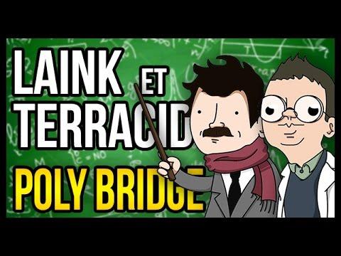 N'ALLEZ SURTOUT PAS SUR CE PONT (Poly Bridge)