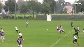 U13 - Lask vs. Admira 2:3 (2:1) - 20.09.2014