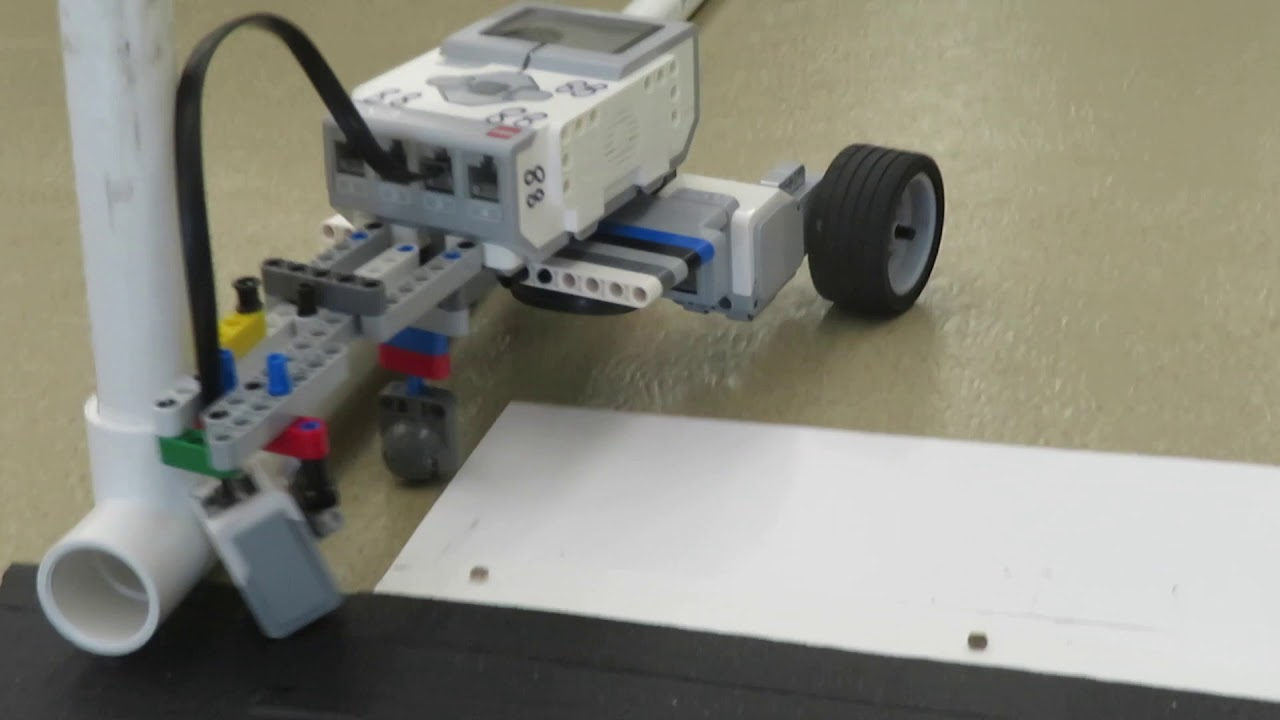 LEGO EV3 Summer Robotics Camp – Day 2 Dragster   Coffee For The Brain