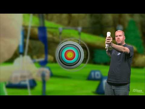 Wii Sports Resort: Motion Plus Demo