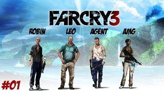 A KAPITÁNY ÁTVERT, IRÁNY A SZIGET! // Far Cry 3 COOP STORY // #1