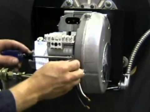 riello f40 series oil burner training video youtube rh youtube com Riello Burner Parts Riello Oil Burner Manual