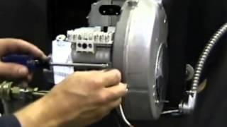 RIELLO F40 Series Oil Burner Training Video