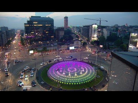 Beograd dobio muzičku fontanu