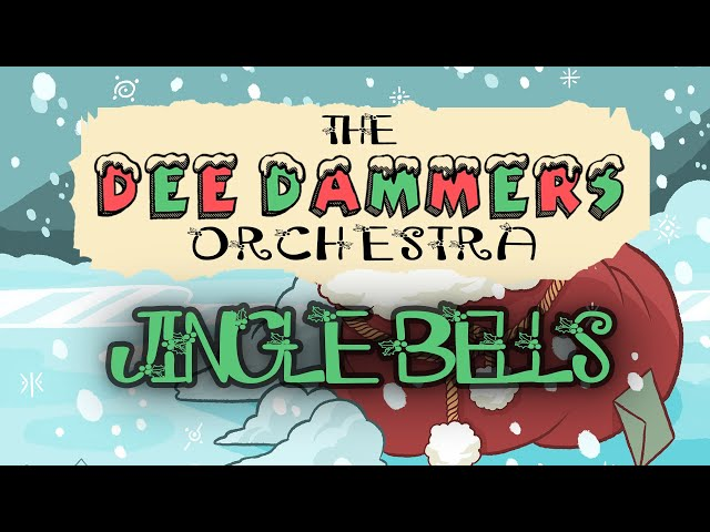 Jingle Bells - Brian Setzer Orchestra (performed by the Dee Dammers Orchestra)
