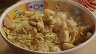 How To Make Pesto Pasta With Chicken