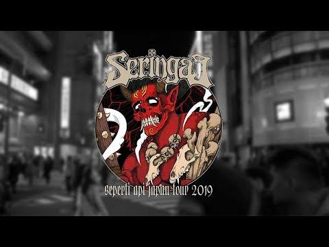 Download lagu baru Seringai Vlog #36 - Seperti Api Japan Tour 2019 - Part 1 gratis