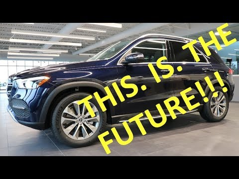 LOADED WITH TECH!!! | 2020 Mercedes-Benz GLE 450