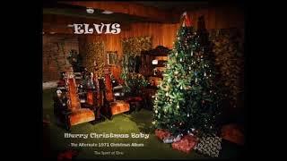 """ELVIS - """"The Alternate 1971 Christmas Album"""" - (TSOE 2017)"""