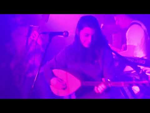 Derya Yildirim & The Hole Boys - 'Davet' live at Neukölln Country Club