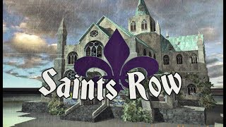 Saints Row on The Wii