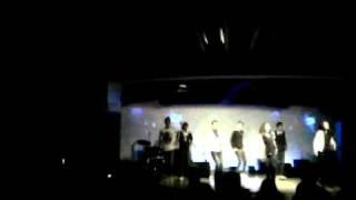 Dance Presentation (talents inC and WU-P Green Knights)