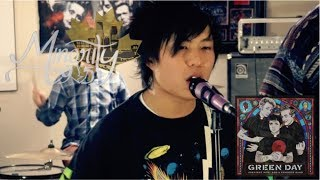 Green Day Back In The USA Full Band Cover By Minority 905