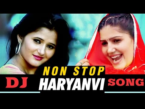 New Haryanvi Dj Songs 2016 - Sapna Dance Songs - Latest Non Stop हरियाणवी Songs - HaryanviHits