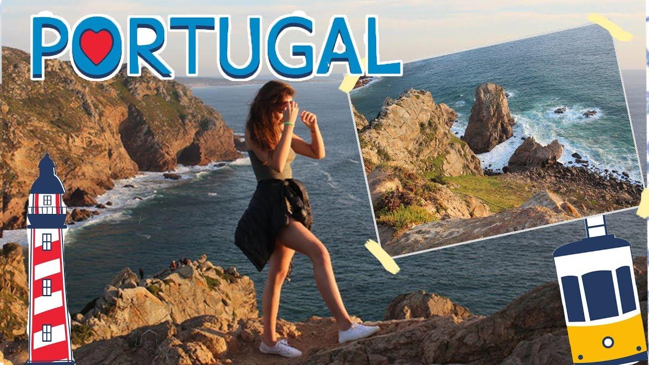 Февраль 2019 Влог Португалия: Секретные Места, Путешествие по Европе, Евротур, | лучшие путешествия в феврале