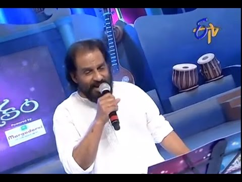 Swarabhishekam - KJ Yesudas & AnuradhaSriram Performance - Andamaina Vennelalona Song - 22nd June14