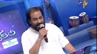 Swarabhishekam - KJ Yesudas & AnuradhaSriram Performance - Andamaina Vennelalona Song - 22nd June14